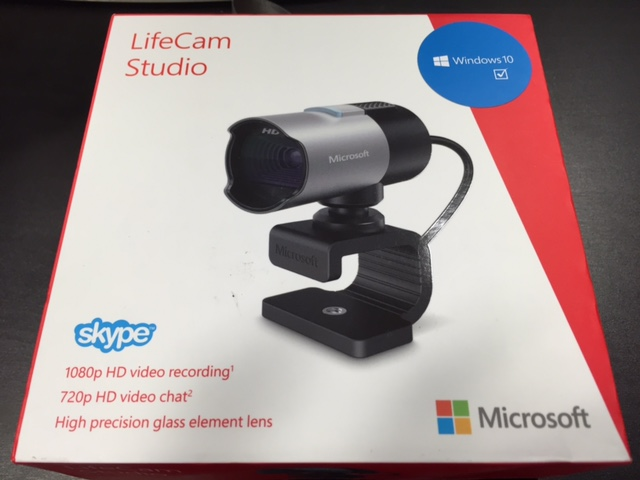 microsoft lifecam studio driver download windows 10