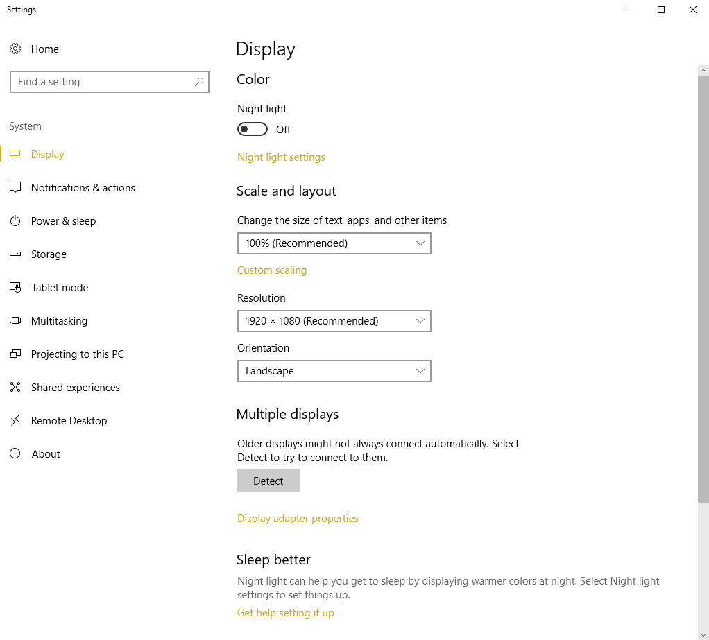 Windows 10 - How to Disable Hardware Acceleration ? - Microsoft