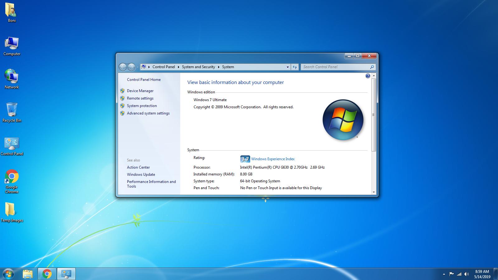 Windows 10 system requirement - Microsoft Community