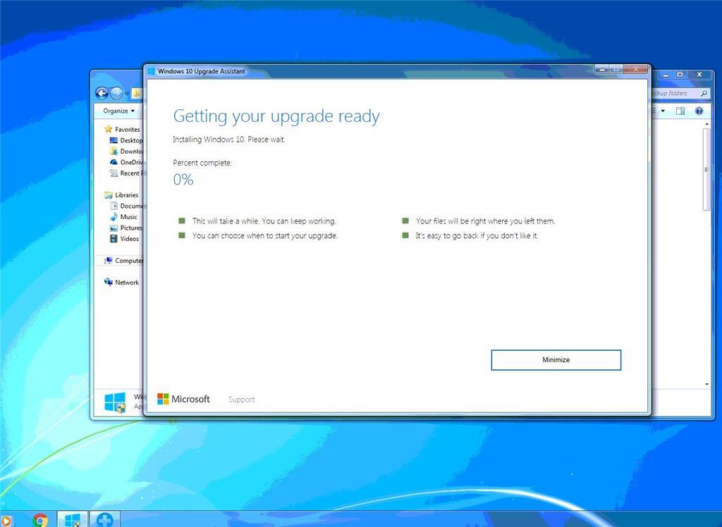 Windows 10 Upgrade Stuck Installing 0% for over 2 days ...