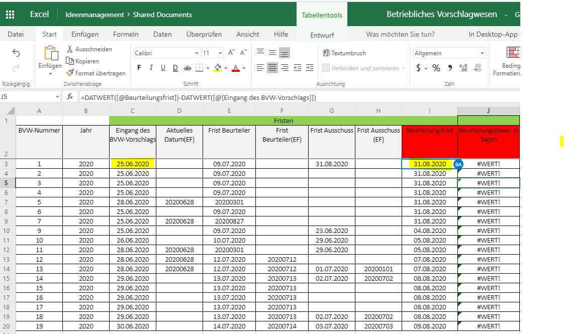 Excel Forum Hilfe