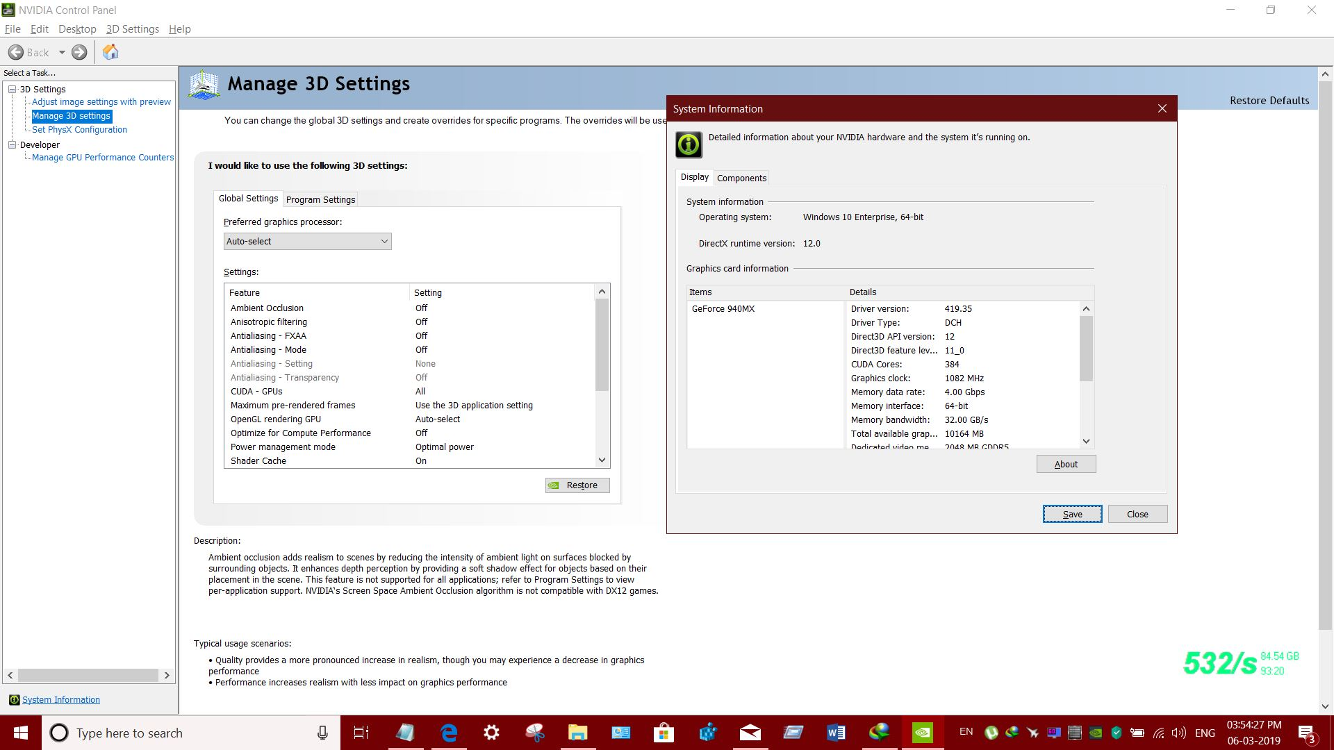 NVIDIA RELEASED NEW GEFORCE DCH & STANDARD WHQL DRIVER V419