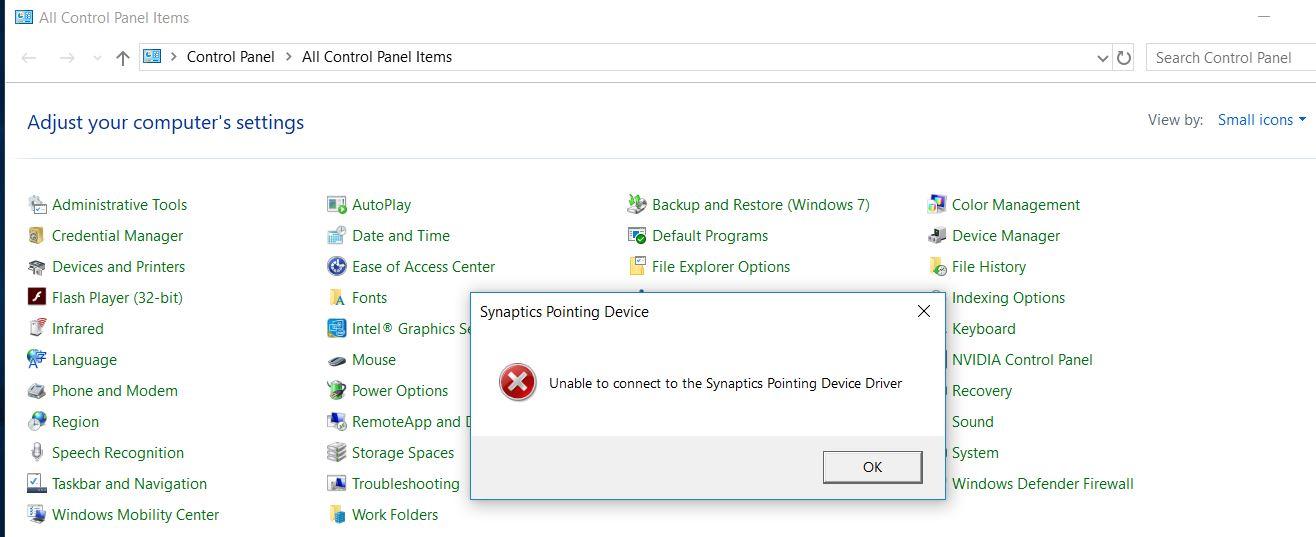 Adjust Track Pad Scroll Directions in Windows 10 - Microsoft Community