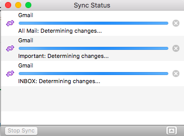 Syncing gmail with outlook 2016 for mac - Microsoft Community