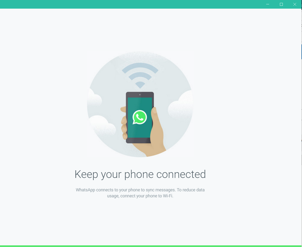 WhatsApp Desktop Stopped Working on my Windows 10