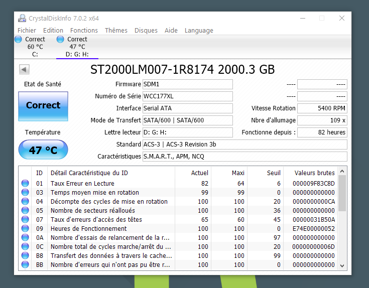 check hdd serial number windows 10