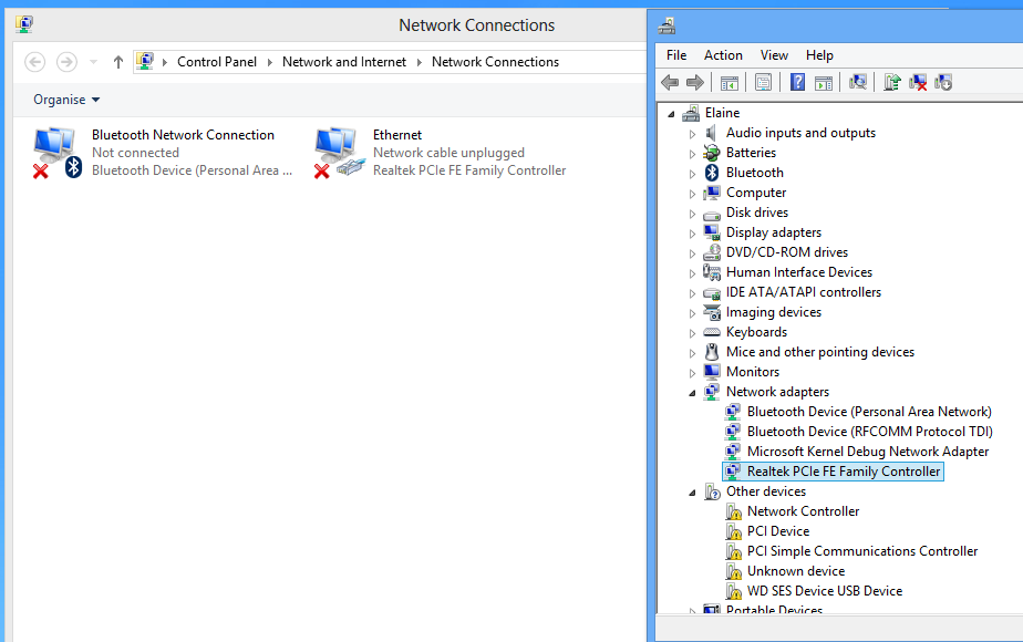 no internet connection on windows 8 - Microsoft Community