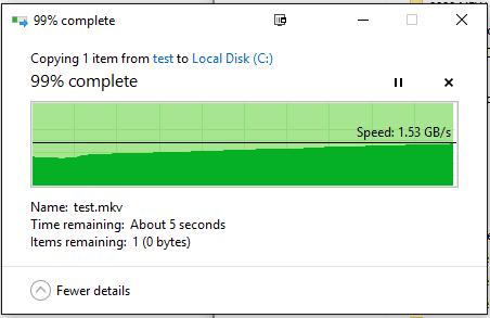 Windows 10 Slow Usb 3 0 Transfer Speeds Microsoft Community