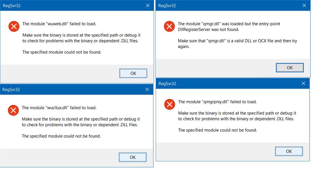 Windows Update stuck at downloading - Microsoft Community