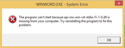 microsoft fix dll errors