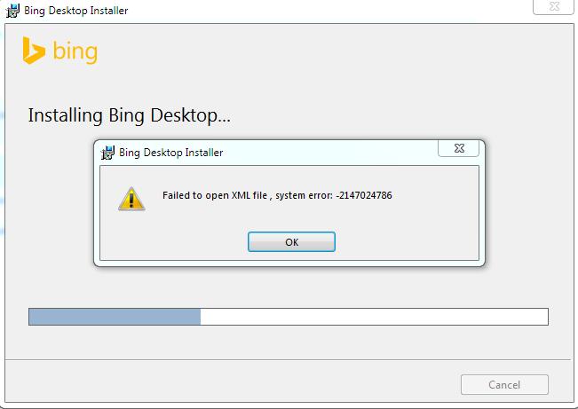 descriptor file