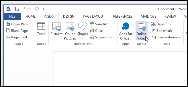 Inserting References and Creating a Bibliography in a Word Document
