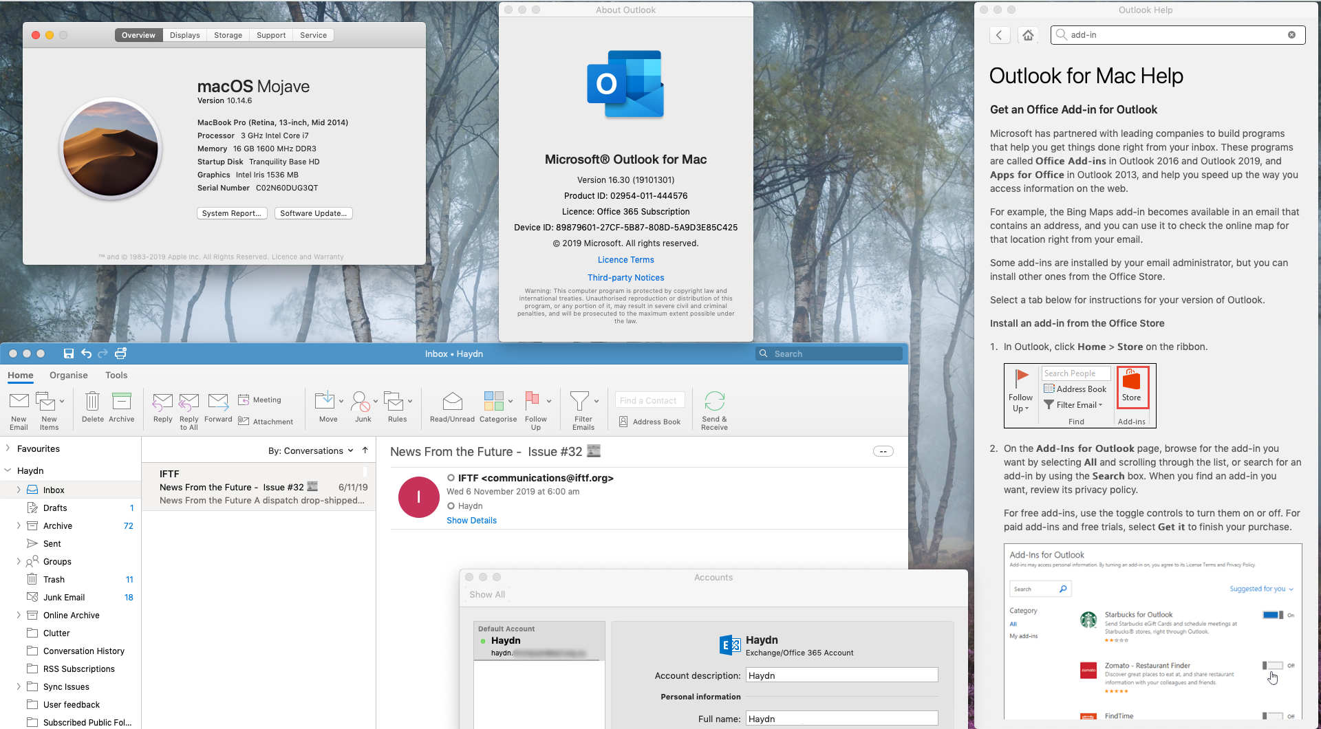 Visual studio for mac does not have addin manager free