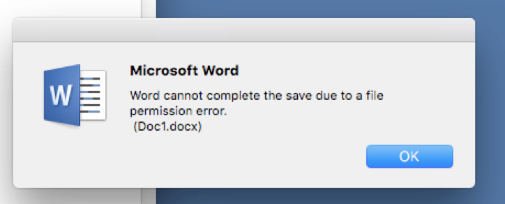 Part 2. How to Recover Unsaved Word Document on Mac