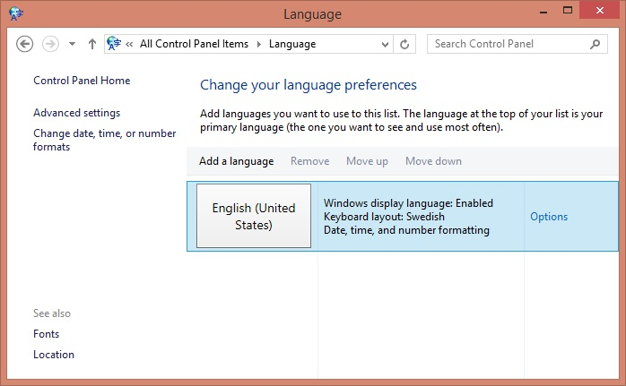 Cannot Type Symbols In Windows 81 Microsoft Community