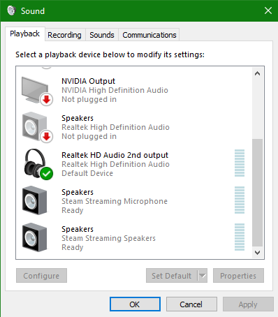 Microphone detected, but not working in programs - Microsoft