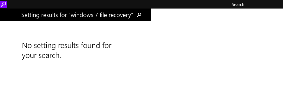 How do i restore files from a windows 7 backup on a windows