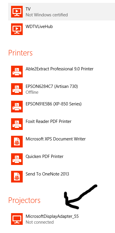 Miracast - Not Window Certifed - Microsoft Community