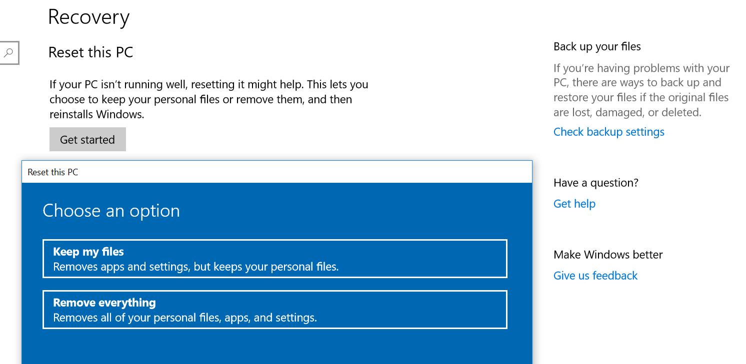 Windows 10 driver installation problem - timeout - Microsoft