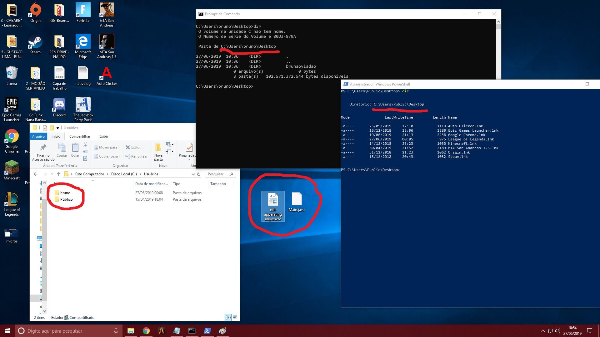 Windows 10 possible Desktop bug - Microsoft Community