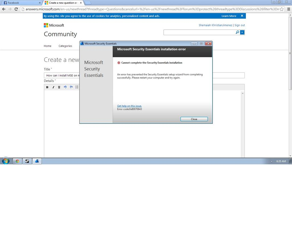 How to Install Microsoft Security Essentials How to Install Microsoft Security Essentials new foto