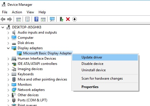 Help! I can't install nvidia display driver on windows 10