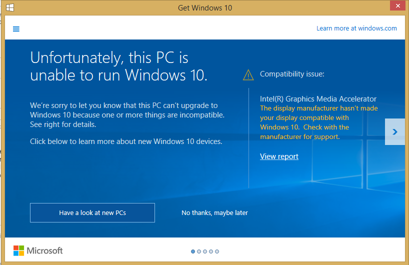 Intel Media Accelerator Driver For Windows 10