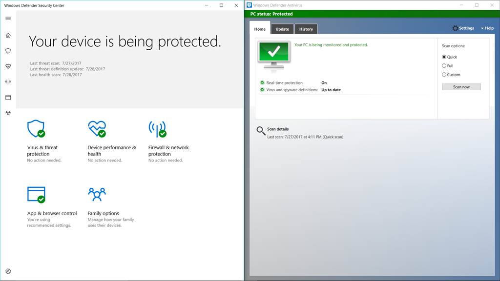 how to get rid of windows defender