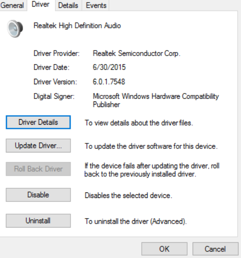 No Audio Output Device Installed - Microsoft Community