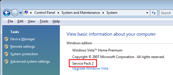 microsoft free upgrade from vista