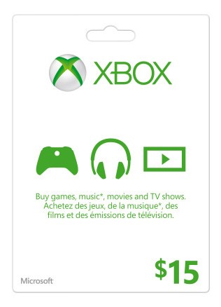 Can I redeem an Xbox gift card in Canada? - Microsoft Community