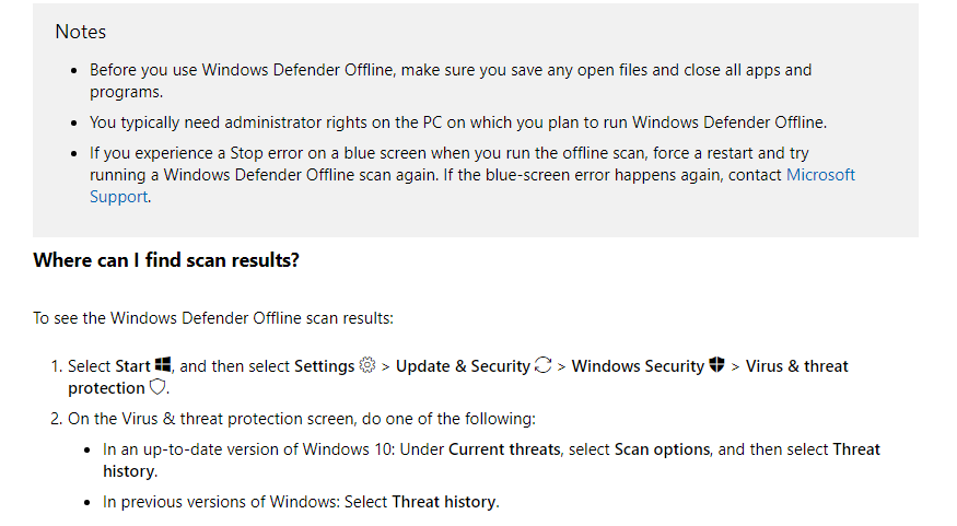 Cannot turn on Defender Real-Time Protection  Button is grayed out