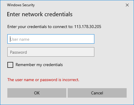 SMB file servers keep asking for credentials - Microsoft Community