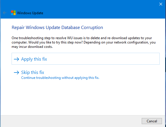 Cumulative Update for Windows 10 Version 1607 for x64-based
