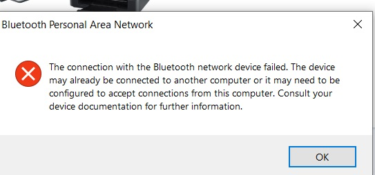 My Bluetooth Is Not Connecting To My Device Microsoft Community