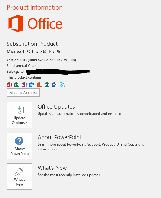 Microsoft Office Crashes When Openingfasrreport