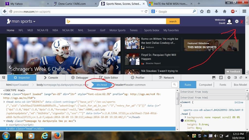HATE the NEW MSN Homepage - Microsoft Community