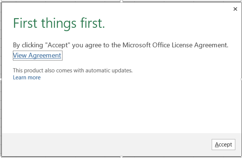 First Things First Screen Persistance Microsoft Community