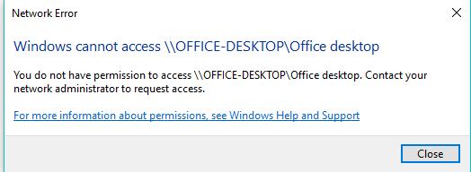 windows 10 update killed my HOME NETWORK -