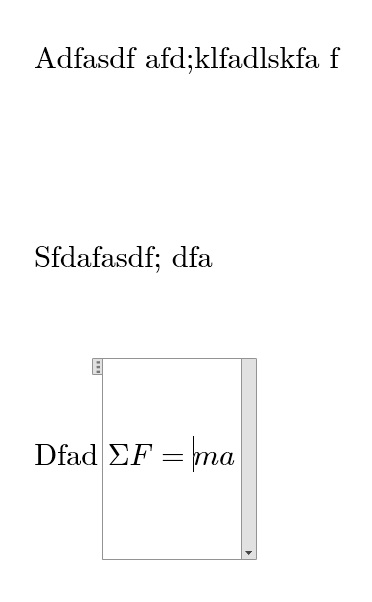 Why Using Latin Modern Math Creates Huge Line Space