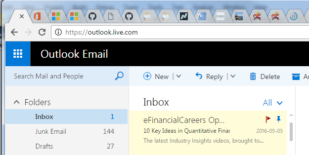 how to manually add email to outlook
