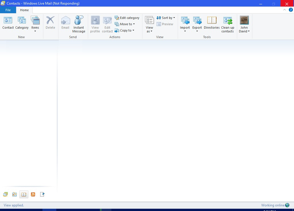 Windows Live Mail 2012 - Microsoft Community