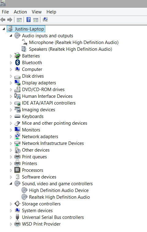 Digital Audio (HDMI) shows not Plugged In Windows 8 1 - Microsoft