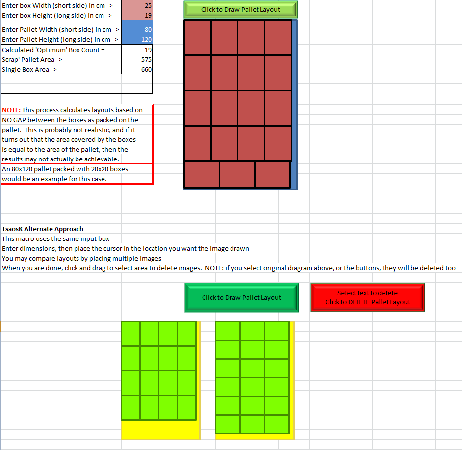 How to calculate a number of boxes on pallet microsoft community image ccuart
