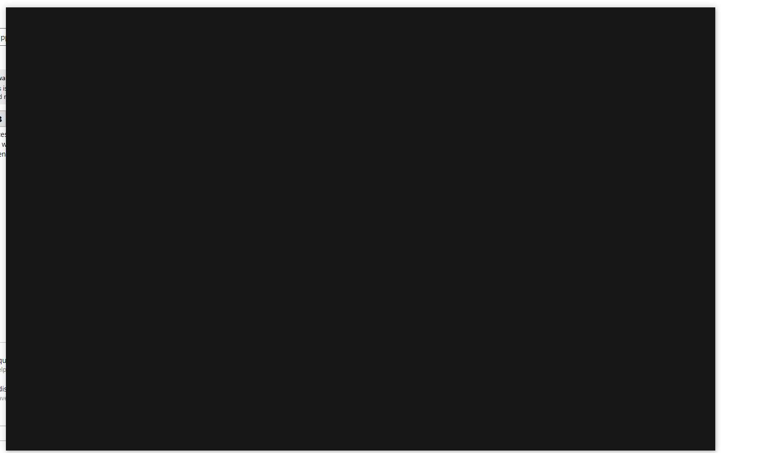 XBox PC app (beta) resulting in blank screen. [IMG]
