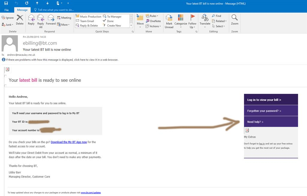 how to make outlook 2016 reply popout