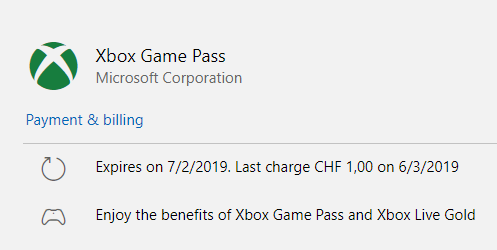 Xbox game pass not recognized [​IMG]