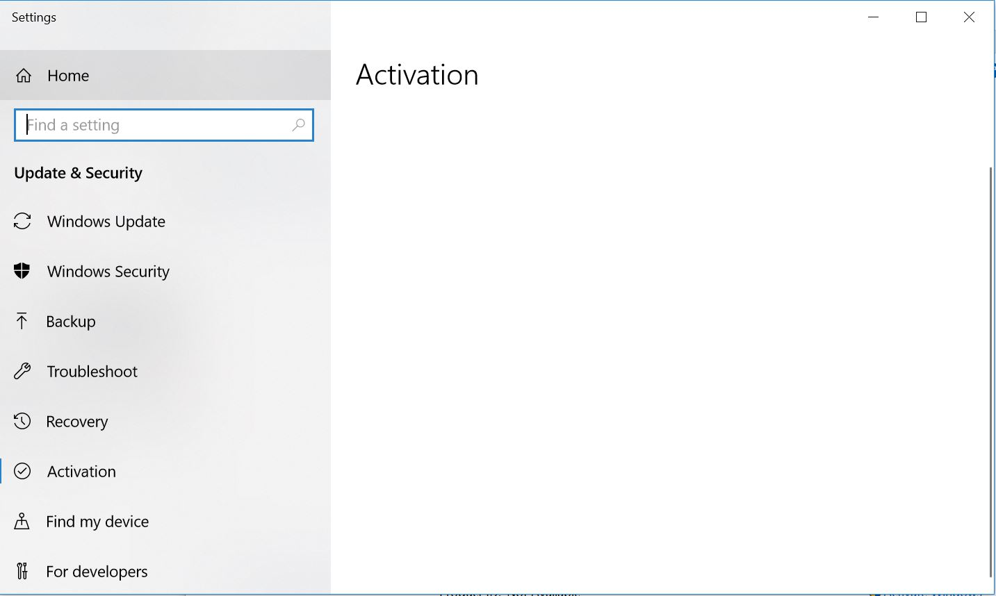 windows 7 not activated after update