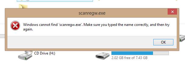 Mcrepair exe download.