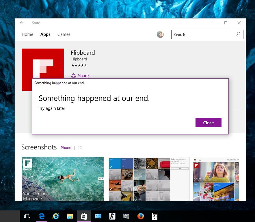 Microsoft Store Download Windows 10